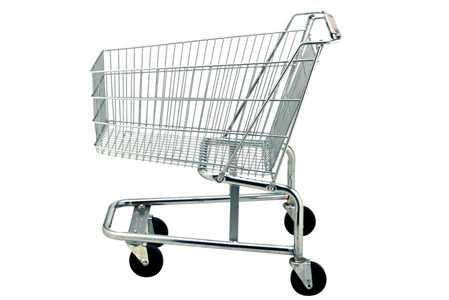 手推购物车