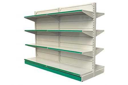 平背板超市货架