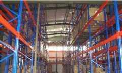 电器公司重型货架通过客户