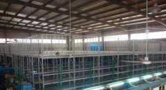 阁楼平台、钢平台一体化工