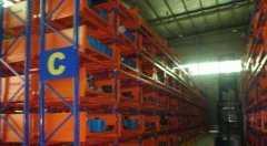 杭州某机械公司重型货架工